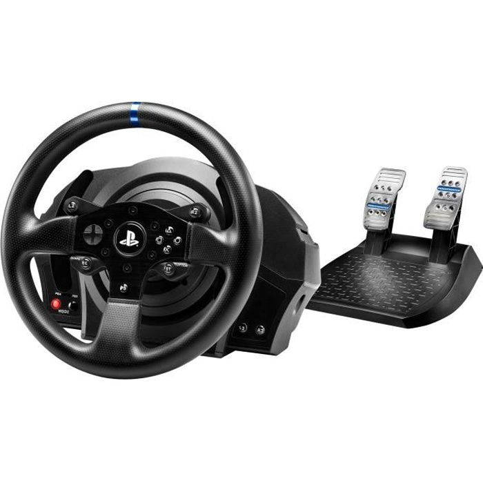 thrustmaster t300rs volant p dalier pour ps4 achat vente volant jeux vid o thrustmaster. Black Bedroom Furniture Sets. Home Design Ideas