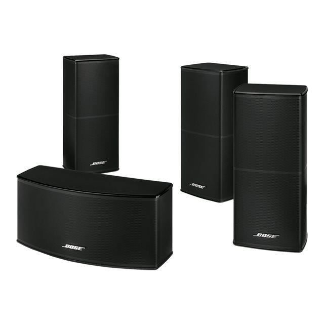 home cin ma bose cinemate 520 ensemble home cin ma avis et prix pas cher cdiscount. Black Bedroom Furniture Sets. Home Design Ideas