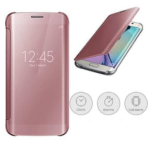 coque samsung galaxy s7 rose