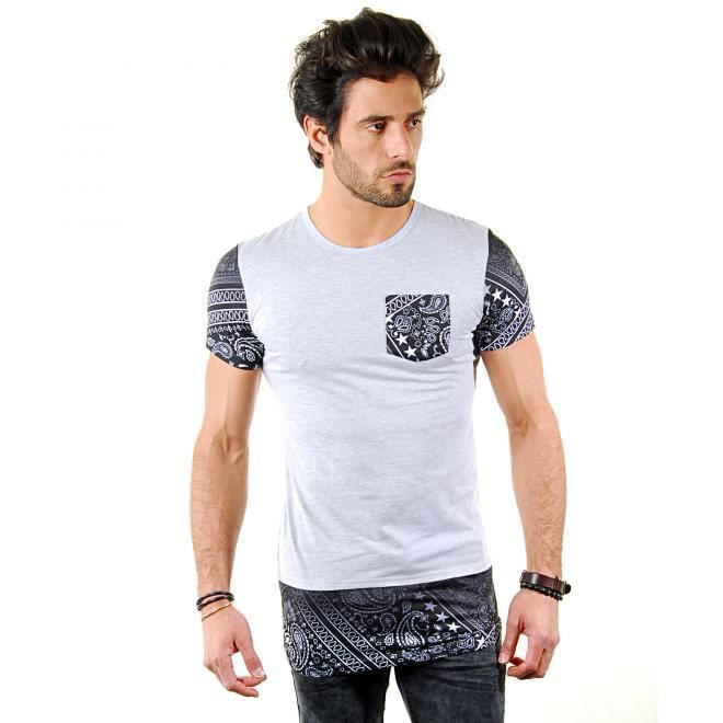 tee shirt coupe longue homme coupe de cheveux la mode. Black Bedroom Furniture Sets. Home Design Ideas