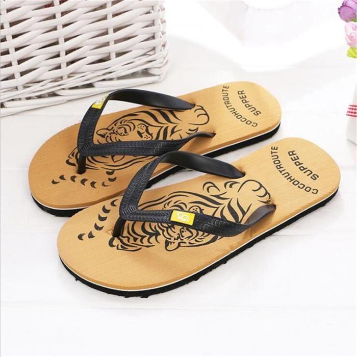 Tongs homme Durable hommes de chaussures d'été sandales