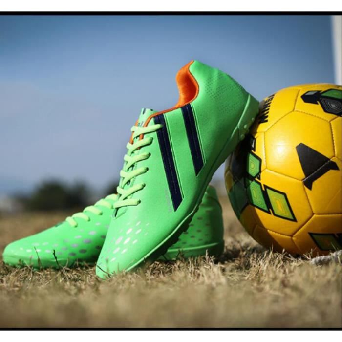 2016 nouvelle mode hommes Football chaussures... atGDSnsL