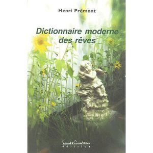 LIVRE PARANORMAL Dictionnaire moderne des rêves