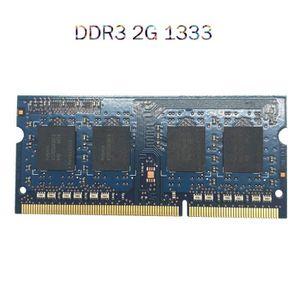 MÉMOIRE RAM Mémoire d'ordinateur portable Notebook RAM DDR3 2