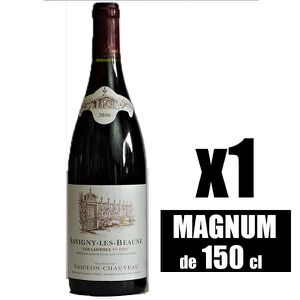 VIN ROUGE X1 Savigny-Les-Beaunes 1er Cru