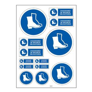 NW2773 Autocollant Stickers chaussure noeud rouge Ref