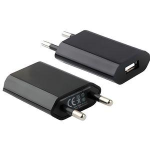CHARGEUR TÉLÉPHONE Chargeur adaptateur USB - secteur universel