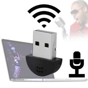 MICROPHONE - ACCESSOIRE Microphone De Chant - Micro A Main - Micro Cravate