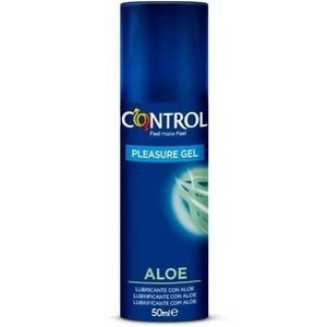 LUBRIFIANT GEL LUBRIFIANT ALOE VERA CONTROL PLEASURE 50 ML