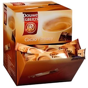 CACAO - CHOCOLAT Chocolat Douwe Egberts Cacao Fantasy stick - bo...
