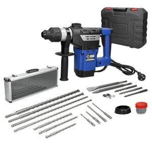 Bosch 2609255542 Jeu de 5 forets SDS-Plus pour marteau perforateur