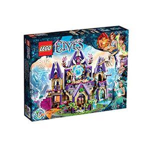 ASSEMBLAGE CONSTRUCTION Jeu D'Assemblage LEGO Y2T7D Château Ciel mystérieu