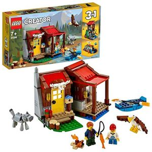 ASSEMBLAGE CONSTRUCTION Jeu D'Assemblage LEGO BAONC 31098 Creator 3-in-1 O