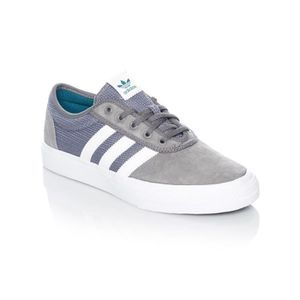 pretty nice fdf12 b1bb1 BASKET Chaussure Adidas Adi-Ease Gris Four-Footwear Blanc