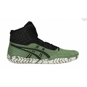 new concept 8f5ae faa97 CHAUSSURES DE RUNNING ASICS Men s Aggressor 4 Wrestling Shoes E4C68 Tail