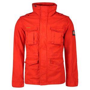 BLOUSON Vêtements Homme Vestes Superdry Classic Rookie Mil