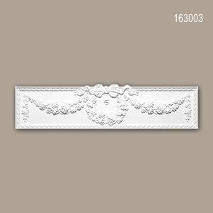 LAMBRIS BOIS - PVC Fronton 163003 Profhome Encadrement de porte style