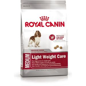CROQUETTES Royal Canin - Croquettes Medium Light Weight Care