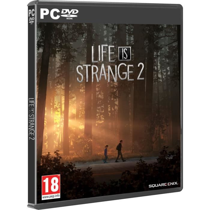 Life is strange 2 Jeu PC