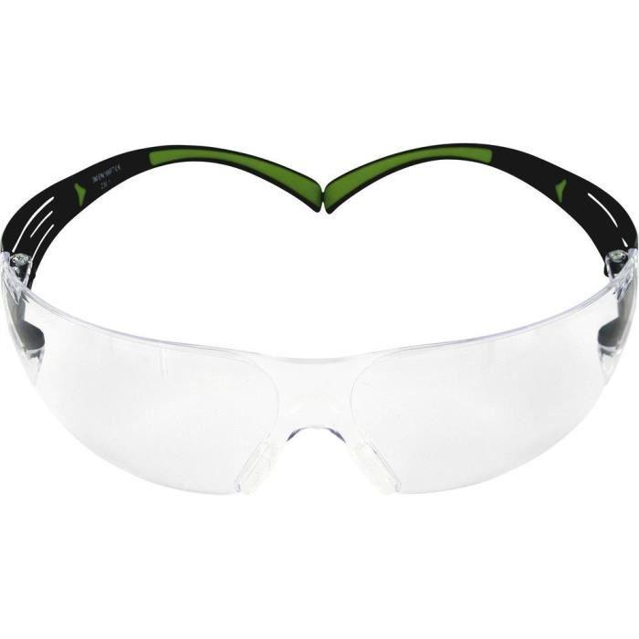 Lunettes de protection SecureFit 400, transparent 3M UU001467842