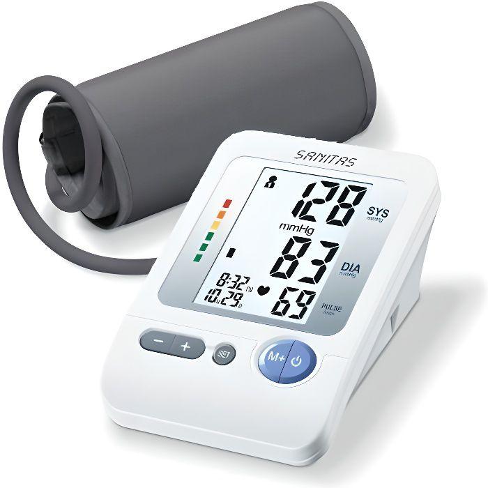 SANITAS SBM 21 - Tensiomètre bras - Mesure de l'arythmie