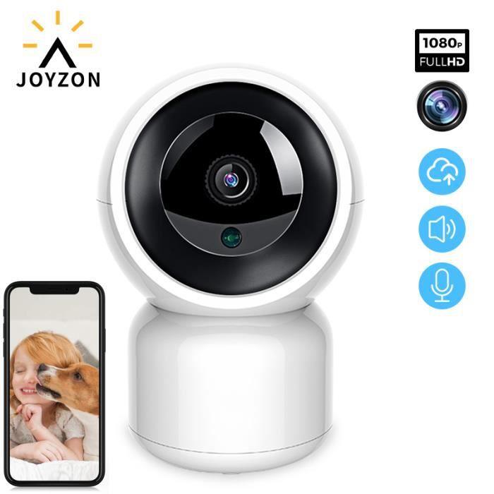 BABY PHONE - ECOUTE BEBE,JOYZON caméra intelligente HD 720P 1080P IP 1M 2M, caméra WiFi sans fil, Surveillance - Type 720p No Card