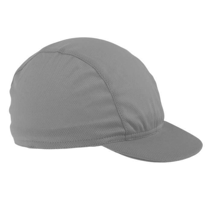 Capuchon Pare-soleil Extérieur Anti-UV Pour Femmes - Chapeau De Sport Pour La Course, Golf, Baseball, Tennis, Plage D'été, Gris