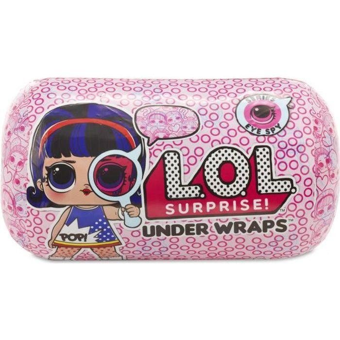 SPLASH TOYS - L.O.L. Surprise! Mini Poupée - Wrap LOL Surprise Innovation - Mini Figurine à Collectionner