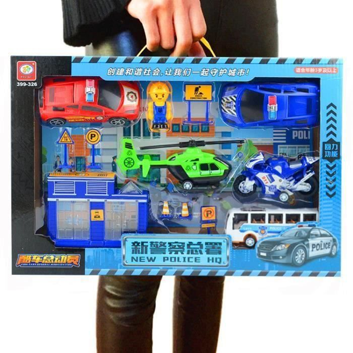 Veilleuse 3D avec 7 jouets de couleur pour les gar/çons de 8 /à 12 ans