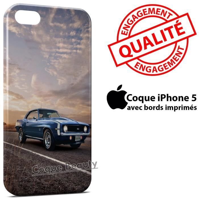 coque iphone 5 mustang