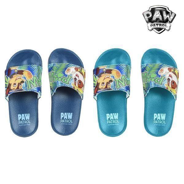 Chaussures Paw Patrol Pat Paw Patrol Enfants Pantoufles moyennes Bottes Velcro