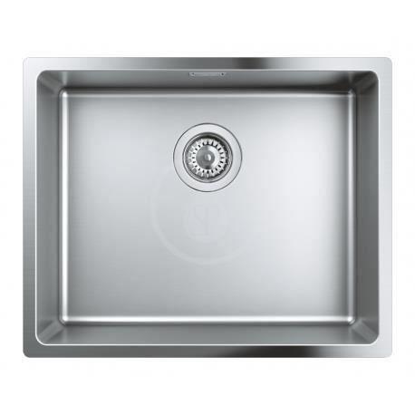 /évier acier inoxydable 40*40cm Sous plan Cuve inox de cuisine carr/é Evier de cuisine en inox Mizzo Design 40-40 Affleurant