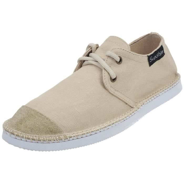Chaussures basses basses toileEspatoile Chaussures toileEspatoile beige Zonkepai beige 1xwFPx