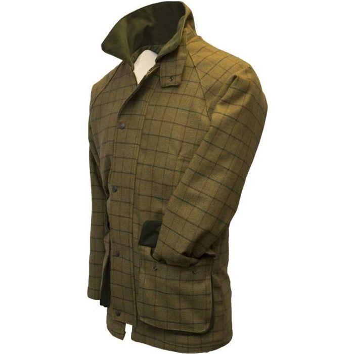 Veste Derby pour Homme Tweed Walker /& Hawkes Chasse//Campagne