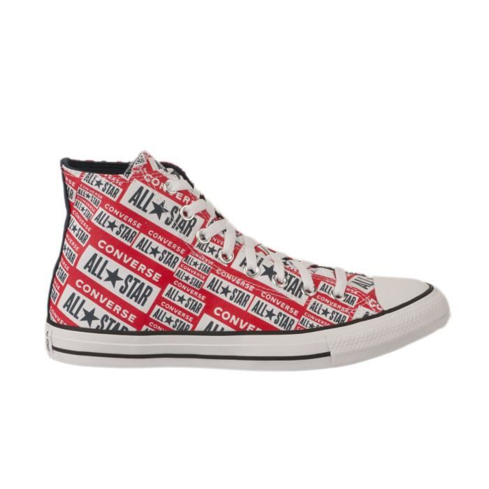 converse 42 rouge