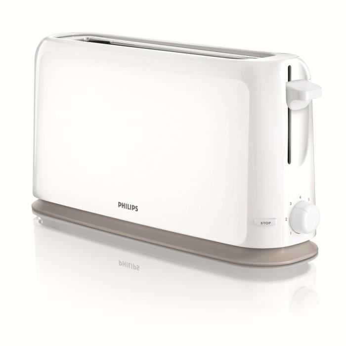 PHILIPS HD2598/00 Grille-pain Daily Collection - Blanc - Achat ...