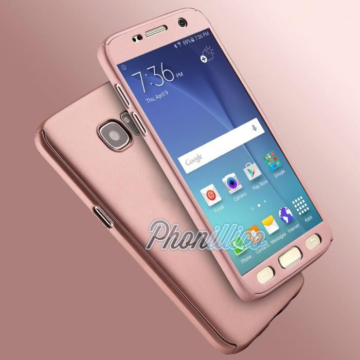 coque 360 galaxy s6 edge