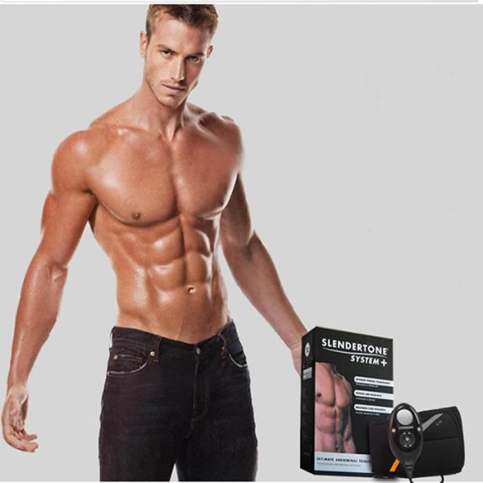 slendertone system abs ceinture de tonification abdominale prix pas cher cdiscount. Black Bedroom Furniture Sets. Home Design Ideas