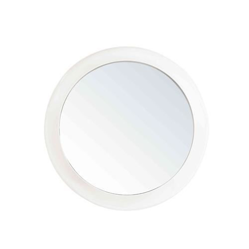 Miroir simple face grossissant ventouse achat vente for Miroir ventouse