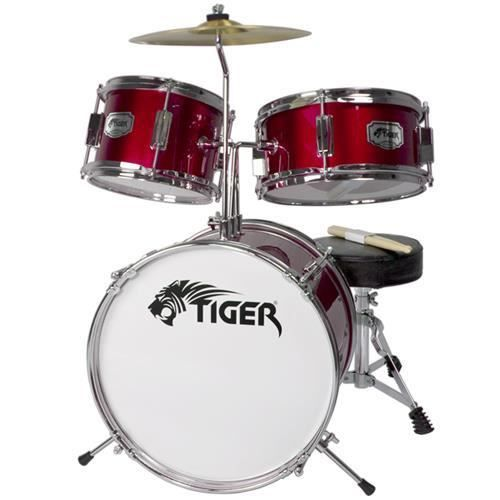 tiger jds7 rd kit de batterie acoustique pour d butants. Black Bedroom Furniture Sets. Home Design Ideas