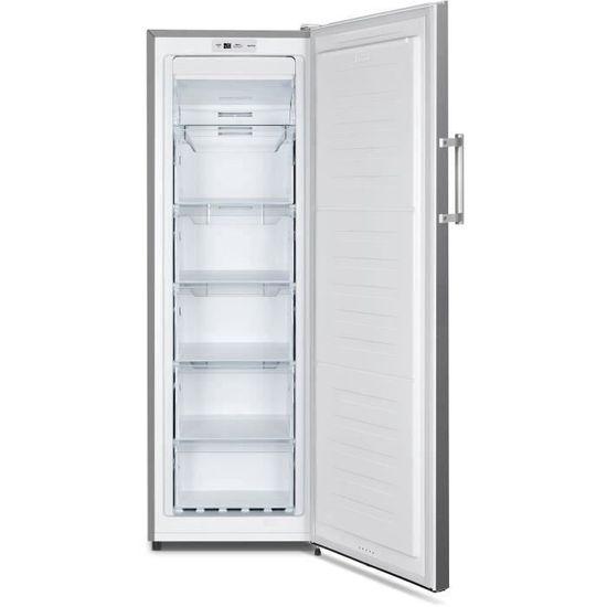 Hisense Fv245n4ad1 Congelateur Armoire 186l No Frost A 58 2 X 58 X 173 9 Cm Silver Achat Vente Congelateur Porte Hisense Fv245n4ad1
