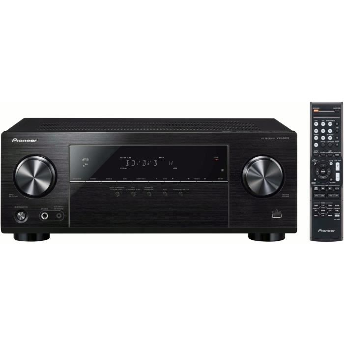 PIONEER VSX-531B Amplificateur audio-vidéo 5.1 Bluetooth
