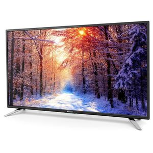 SHARP TV LC-32CFE6131E - Full HD 1080p - 81cm (32 pouces) - LED - Smart TV - WiFi / DLNA - 3 HDMI - Classe A+