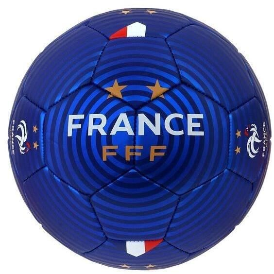 ballon football fff equipe de france ftl prix pas cher les soldes sur cdiscount cdiscount. Black Bedroom Furniture Sets. Home Design Ideas