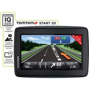 Cartographie Europe 48 /à Vie 4,3 Pouces - GPS Auto Adapt/és /à Tous Les GPS TomTom Disques de Fixation Adh/ésifs pour Tableau de Bord TomTom Start 42