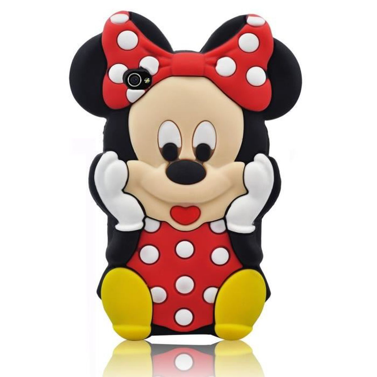 coque iphone 7 3d silicone