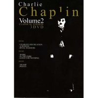 DVD FILM DVD Coffret Chaplin, vol. 2