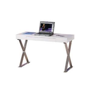 MEUBLE INFORMATIQUE Bureau GRACE table PC informatique meuble secrétai
