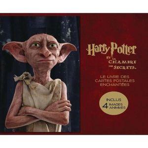 LIVRE CINÉMA - VIDÉO Harry Potter et la Chambre des Secrets. Le livre d