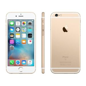 SMARTPHONE IPhone 6 64 Go Or Reconditionné - Comme Neuf